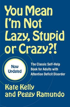 With over a quarter million copies in print, You Mean I'm Not Lazy, Stupid or Crazy?! is one of the bestselling books on attention deficit disorder (ADD) ever written. There is a great deal of literature about children with ADD. But what do you do if you have ADD and aren't a child anymore? This indispensable reference -- the first of its kind written for adults with ADD by adults with ADD -- focuses on the experiences of adults, offering updated information, practical how-tos and moral…