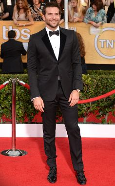 Bradley Cooper from 2014 SAG Awards: Red Carpet Arrivals | Gucci | Eiseman Style | Red Carpet