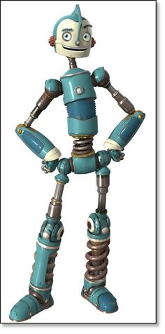 Rodney Copperbottom from Robots