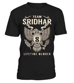 Team SRIDHAR - Lifetime Member