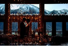 Thanks Fraser River Lodge!!  Vancouver wedding venue Mountains rustic