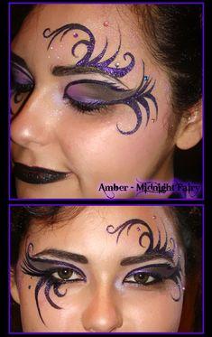 fairy eye makeup?