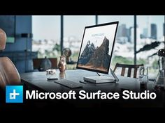 Microsoft are really stepping it up!  The Surface Studio. Clever, powerful and very sleek. #Microsoft #MicrosoftSurfaceStudio