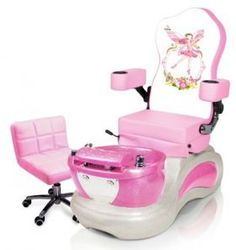 Princess #3 Kid Pedicure Spa Chair $1,350.00