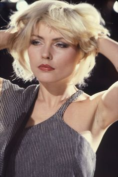 debbie harry blondie | Somebody Stole My Thunder: Dreaming of Debbie Harry