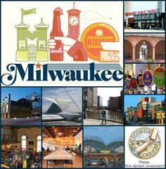 Things to do in Milwaukee, Milwaukee City Guide, Milwaukee WI,