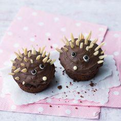 Igel-Muffins