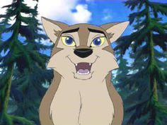 Disney Movie Characters, Disney Movies, Fictional Characters, Balto Film, Cartoon Wolf, Zootopia Art, Anime Wolf, Kid Movies, Furry Art