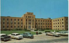 My two daughters were born at the Midland Memorial Hospital.
