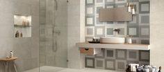 Die 5 Grundkombinationen für den Fußboden und die Verkleidung Ihres Badezimmers…