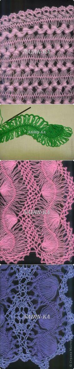 МК вязание на вилке. 1 | Страна Мастеров | вязание. | Постила
