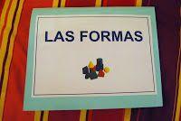 El baúl de A.L: Libro de asociación entre formas geométricas  y ob...