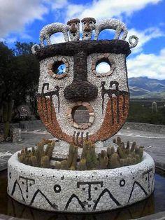 Museo de la Pachamama, Tucumá, Argentina