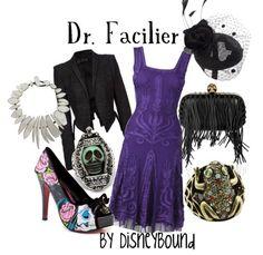 Disney Bound - Dr. Facilier