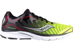 Saucony black shoes    Saucony Kinvara 3 20157 2 New Men Black Red Citron Minimal Running ...
