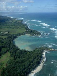 Kawela Bay, Oahu, Hawaii