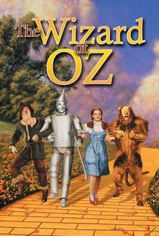 The Wizard of Oz I watched this every year when i was a child! The flying monkeys terrified me!