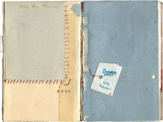 Sketchbooks and Drawings : Isaac Tobin - calm colours remind me of Morandi bottles