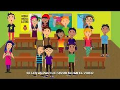 These videos provide valuable comprehensible input (CI) and help Spanish Teachers to use 90% target language and improve student behavior and classroom manag...