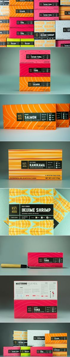 Make Your Own Sushi Like a Pro With KataModo — The Dieline   Packaging & Branding Design & Innovation News