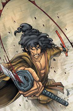 Jubei Ninja Scroll