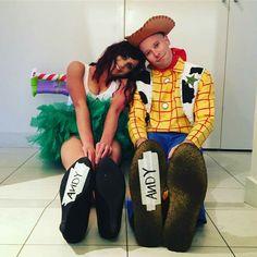Buzz Lightyear & Woody #toystory