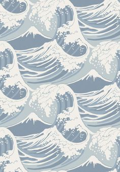 Cole & Son - Frontier - Great Wave 89/2007