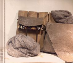 We love taupe & new accessories!!! <3