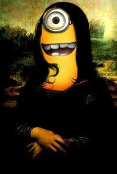 Mona Minion