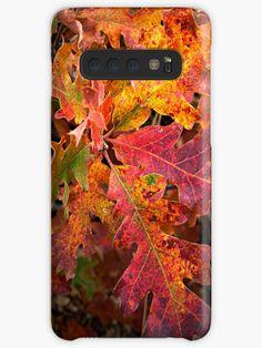 'Sunlight Leaves, Autumn, By DAM Creative' Case/Skin for Samsung Galaxy by DAM Creative Galaxy Phone Cases, Samsung Galaxy, Framed Prints, Canvas Prints, Art Prints, Samsung Cases, Iphone Cases, Fall Pillows, Galaxy Design