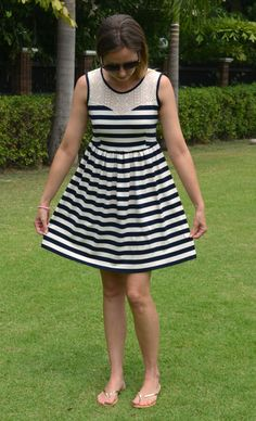 sew: The Ava Dress (part of the Perfect Pattern Parcel) || crafterhours