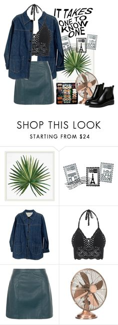 """""""Untitled #221"""" by bunnyelizabeth ❤ liked on Polyvore featuring Pottery Barn, Dot & Bo, Chanel, New Look and WithChic"""