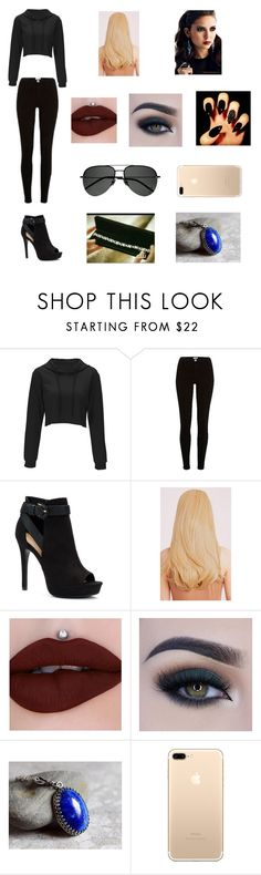 """""""Poison and Blood Chapter 76 Part 1"""" by apierce99 ❤ liked on Polyvore featuring River Island, Apt. 9, Too Faced Cosmetics, Lazuli and Yves Saint Laurent"""
