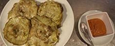 Alcachofas en flor gracias a los profesionales del Restaurante Candeli.