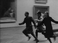 Bande à part, de Jean-Luc Godard, 1964.