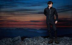 Kim Woo Bin, Batman, Superhero, Mountains, Nature, Travel, Fictional Characters, Naturaleza, Voyage