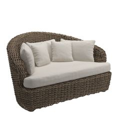 Sunset Circular Sofa | Gloster | available at Pacific Home