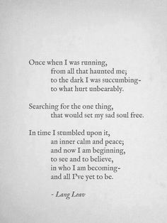Such a beautiful poem. ❤️ #inspirational #life