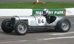 1937 Riley Treen  (Pre-1955 Racing Cars)