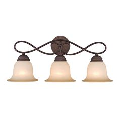 Shop Hardware House  10-1059 3 Light Bennington Bathroom Light, Antique Bronze at ATG Stores. Browse our bathroom lighting, all with free shipping and best price guaranteed.