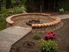 Feuerstelle | Terassit,patiot,viherhuoneet Jne. | Pinterest | Gardens,  Garden Projects And Bonsai