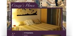 Tourist Multilingual Website Development and Optimized, Cinzia's House