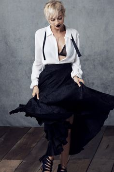 Nicole Richie photo shoot Sept 2015