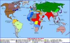 Fileworld map 1915f world map pre wwi after wwi after wwii world map 1910 google search gumiabroncs Choice Image