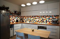 Picture Retro, Kitchen, Table, Furniture, Home Decor, Cooking, Decoration Home, Room Decor, Kitchens