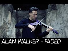 Alan Walker - Faded (Violin Cover by Robert Mendoza) [OFFICIAL VIDEO]