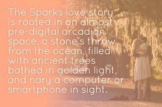 Why Nicholas Sparks Matters Now - BuzzFeed News