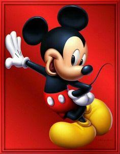 Mickey Mouse (c) Walt Disney Animation Studios Disney Mickey Mouse, Walt Disney, Mickey Mouse E Amigos, Disney Amor, Mickey E Minnie Mouse, Theme Mickey, Retro Disney, Mickey Love, Mickey Mouse And Friends