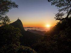 https://flic.kr/p/s3ogY7 | Nasce um novo dia... Rio de Janeiro, Brasil. | A new day was born... Viewed from Tijuca Forest.  Rio de janeiro, Brazil. Have an iluminated day... :-)  <u><i>To direct contact me / Para me contactar diretamente:</i> </u><b>lmsmartinsx@yahoo.com.br</b>