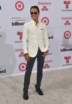 Pin for Later: Jennifer Lopez trifft ihren Ex Marc Anthony auf dem roten Teppich
